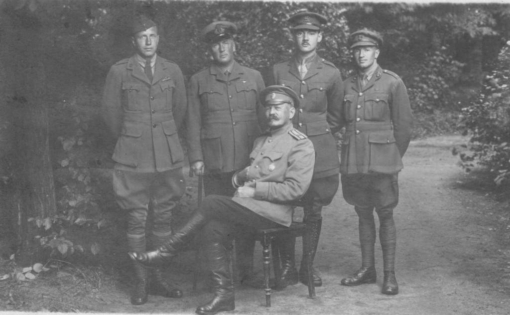 Полковник Иван Михайлович Доватур